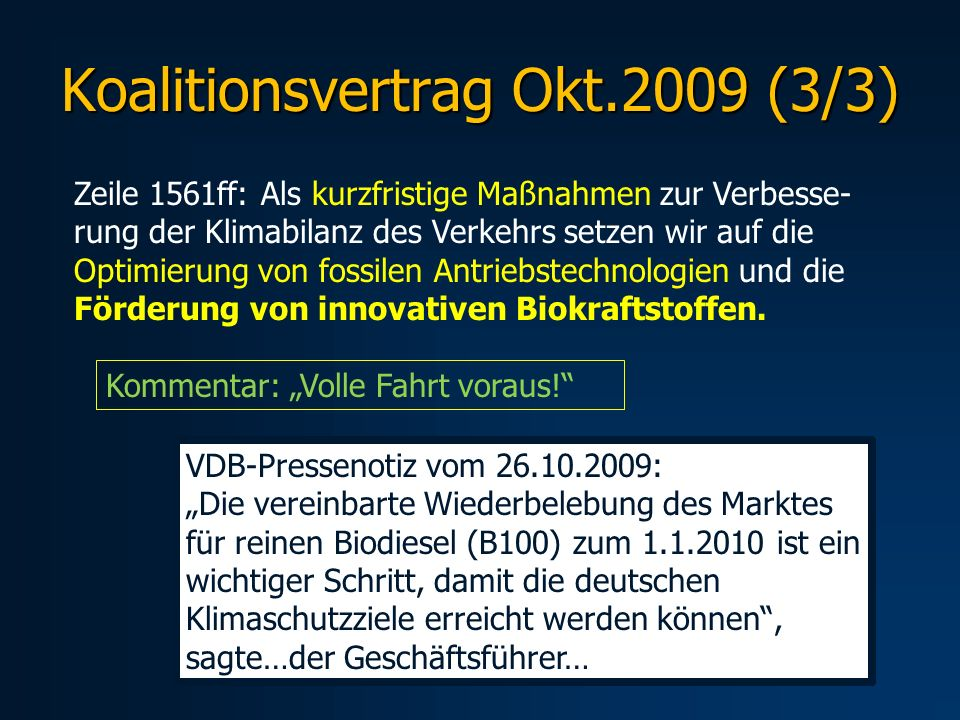 Koalitionsvertrag Okt.2009 (3/3)