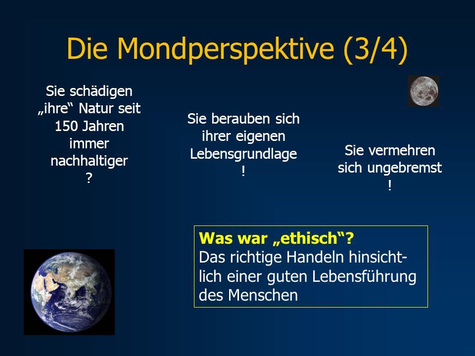 Die Mondperspektive (3/4)