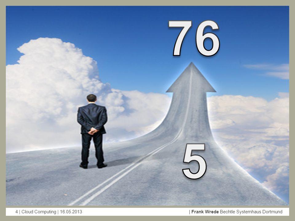 76 5 Cloud-Computing einer der wichtigsten Wandel in unserer Zeit.