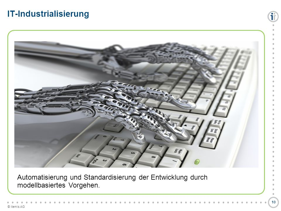 IT-Industrialisierung