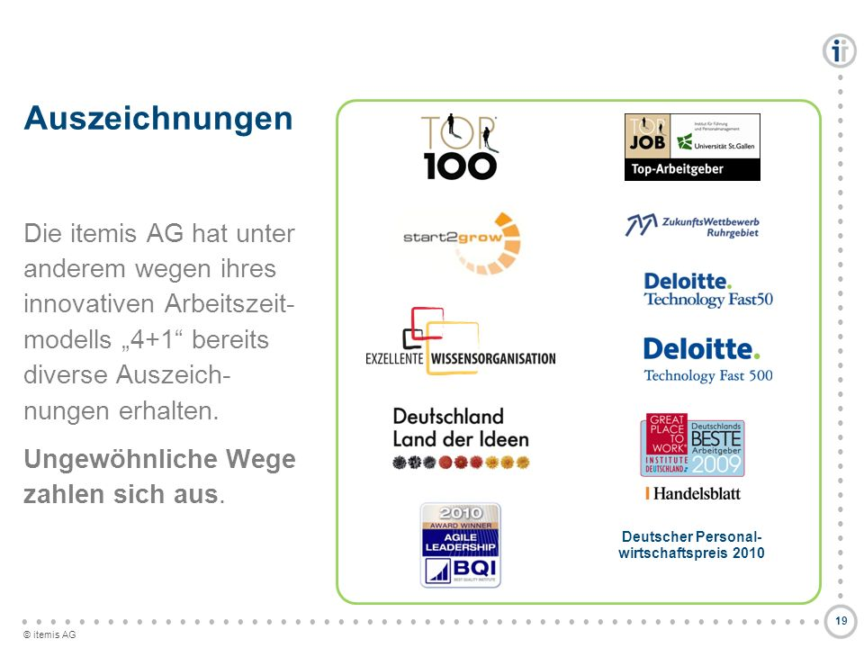 Deutscher Personal-wirtschaftspreis 2010