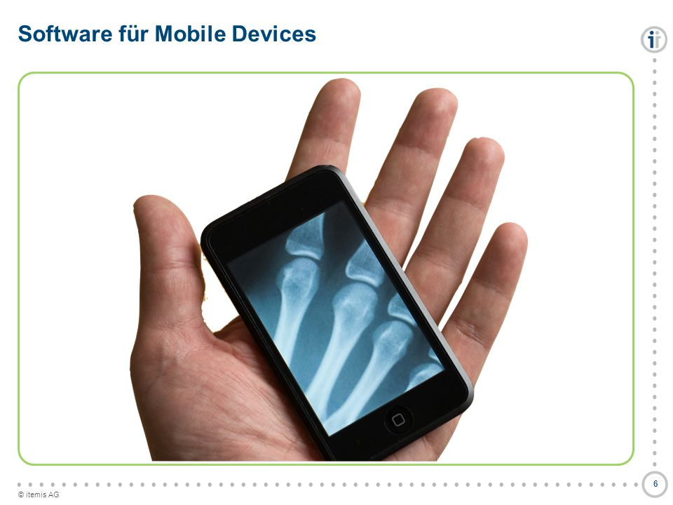 Software für Mobile Devices