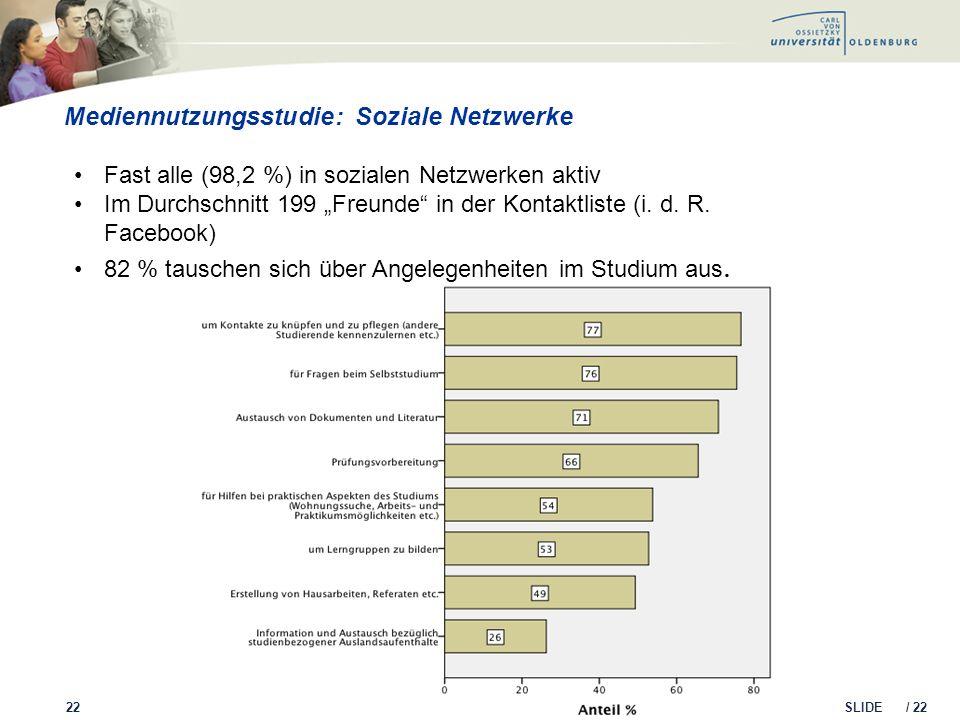 Mediennutzungsstudie: Mobile Endgeräte im Studium