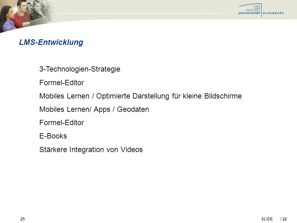 Drei-Technologien-Strategie