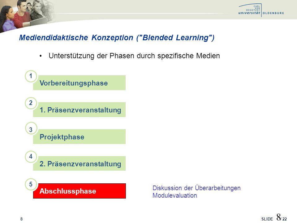 Prüfungsleistungen (Beispiel Innovationsmanagement)