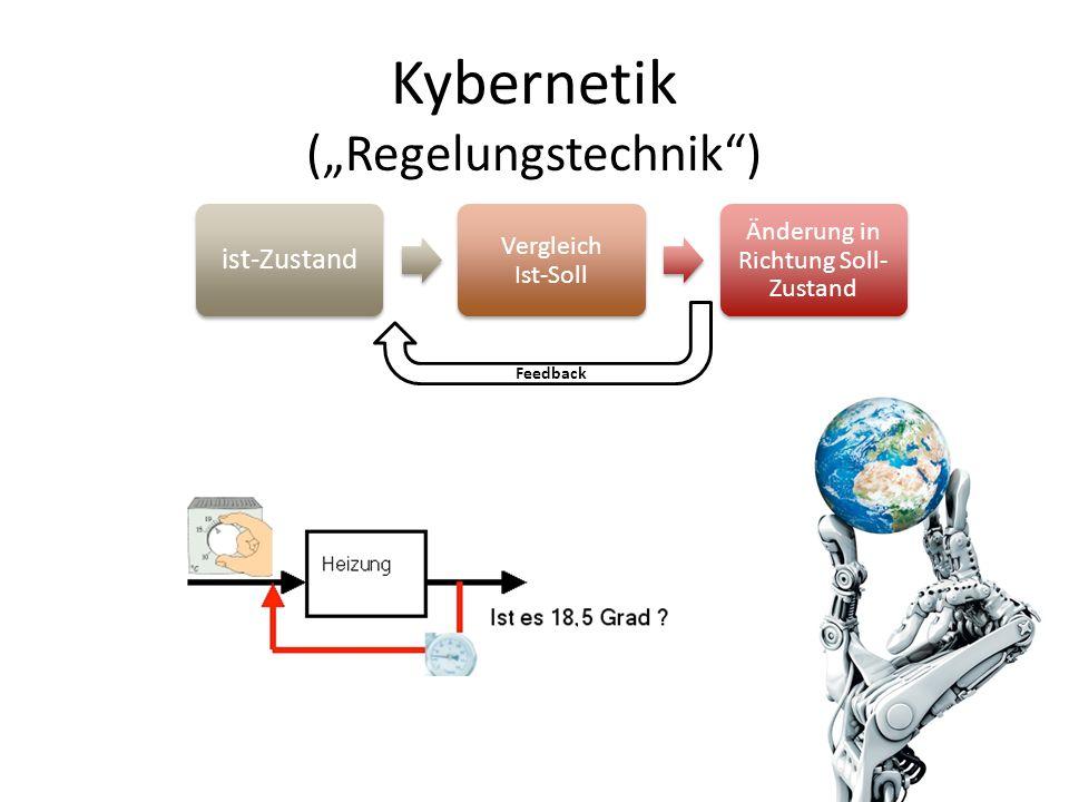 "Kybernetik (""Regelungstechnik )"