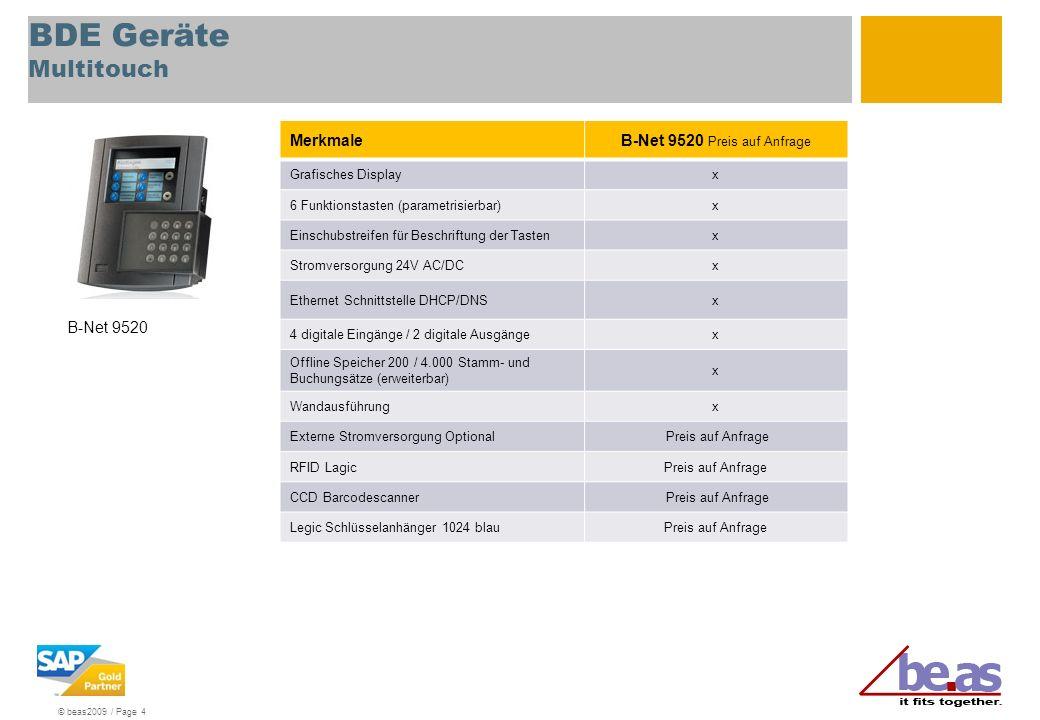 B-Net 9520 Preis auf Anfrage