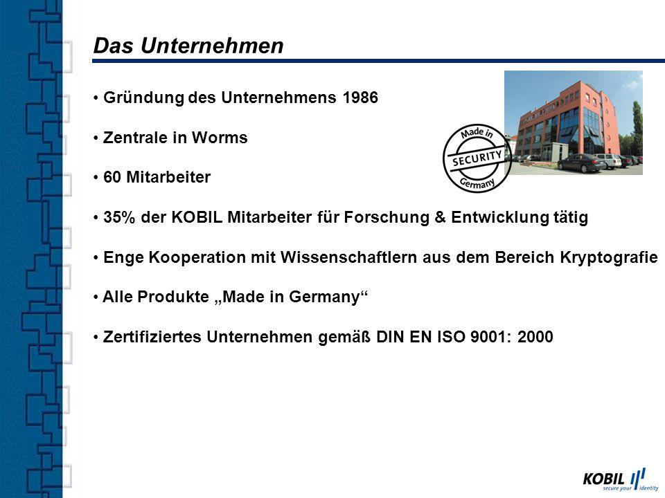 Das Unternehmen Gründung des Unternehmens 1986 Zentrale in Worms