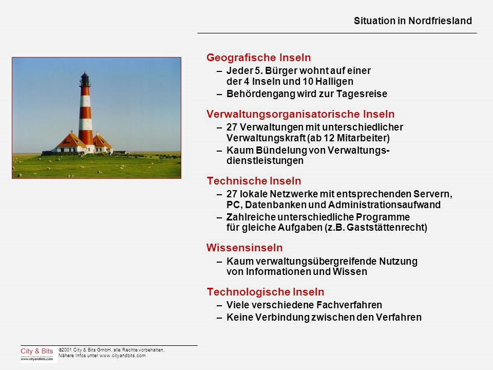 Situation in Nordfriesland