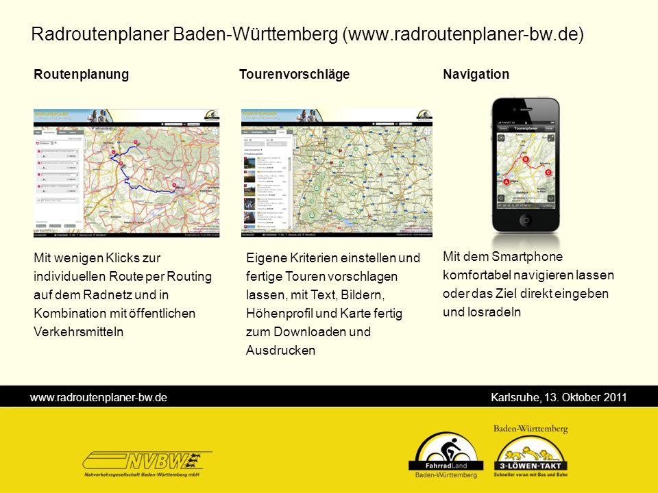 Radroutenplaner Baden-Württemberg (www.radroutenplaner-bw.de)