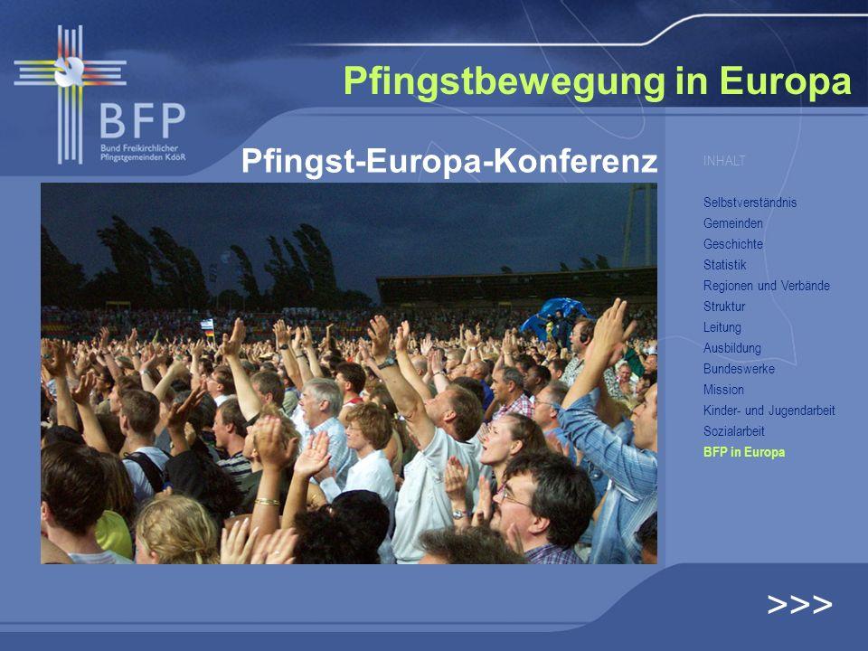 Pfingstbewegung in Europa