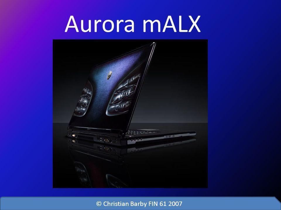 Aurora mALX © Christian Barby FIN 61 2007