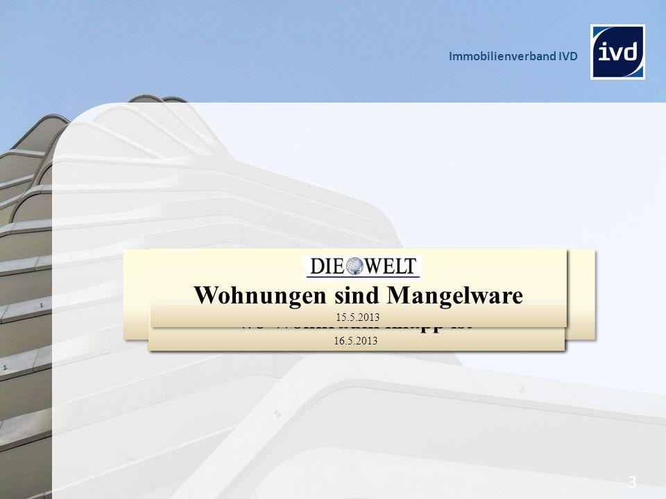 Deutschland droht Wohnungsnot