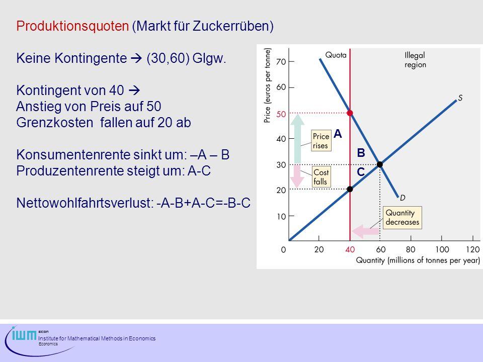 Produktionsquoten (Markt für Zuckerrüben)