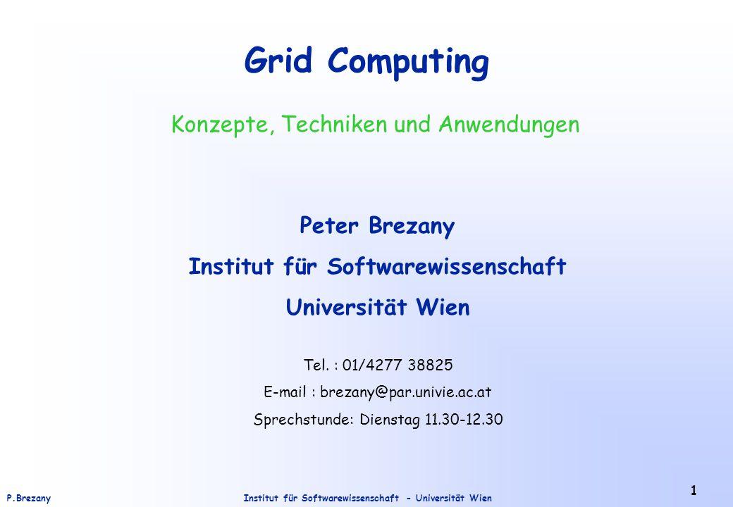 Institut für Softwarewissenschaft