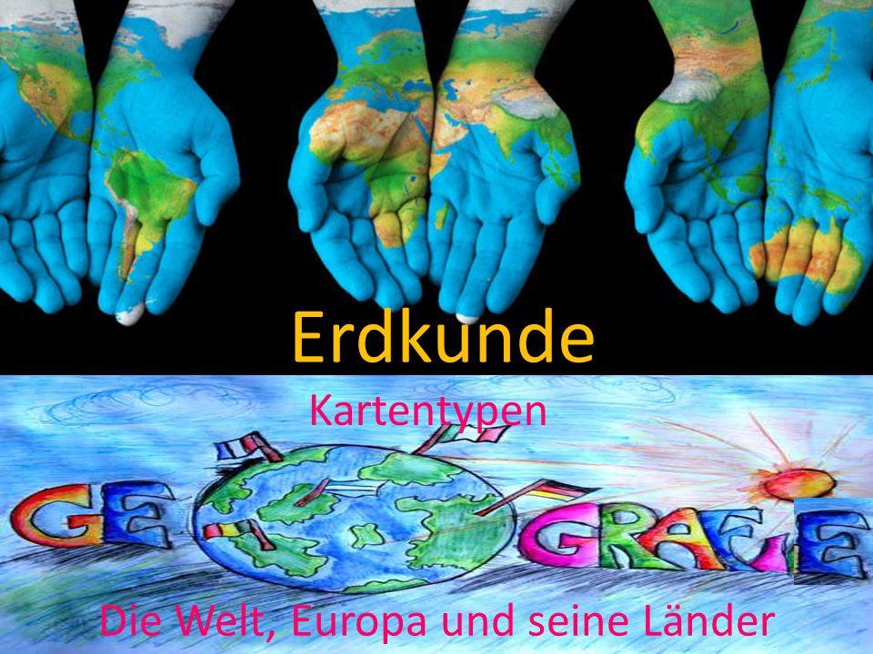 Die Welt, Europa und seine Länder