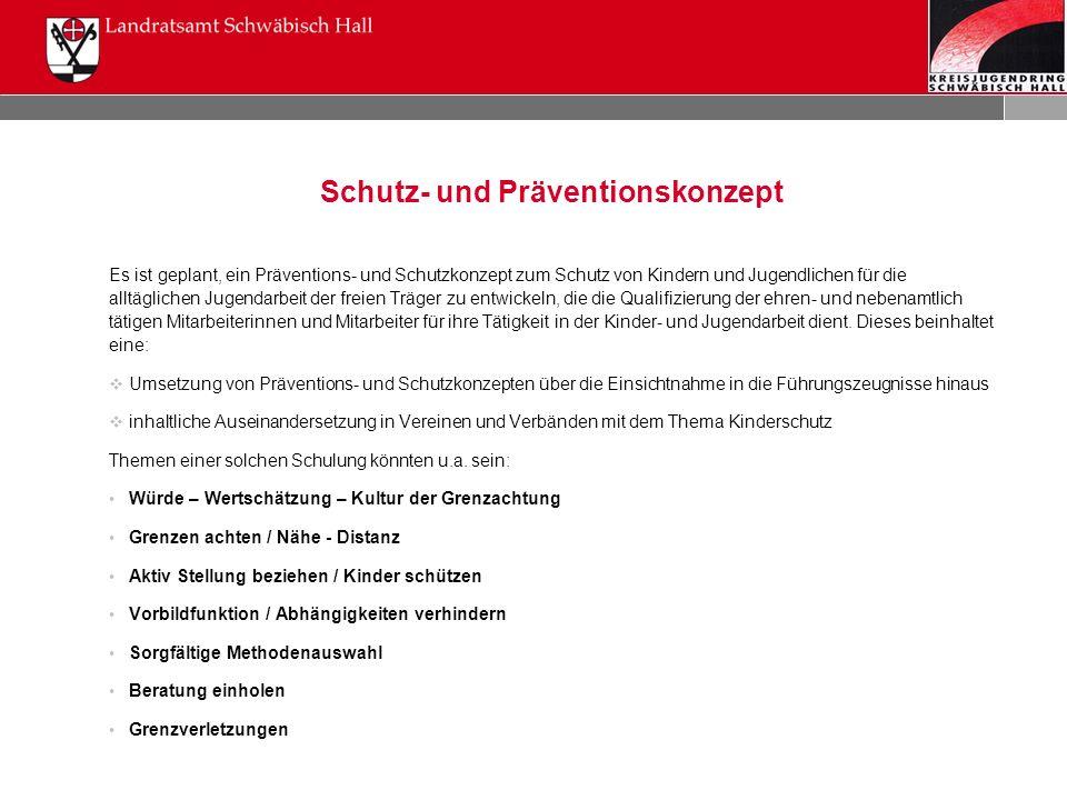 Schutz- und Präventionskonzept