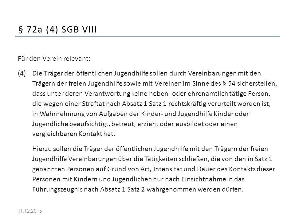 § 72a (4) SGB VIII