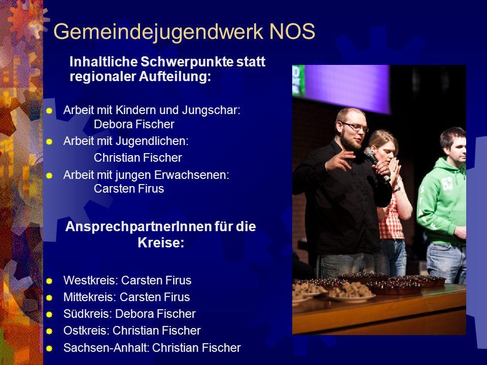 Gemeindejugendwerk NOS