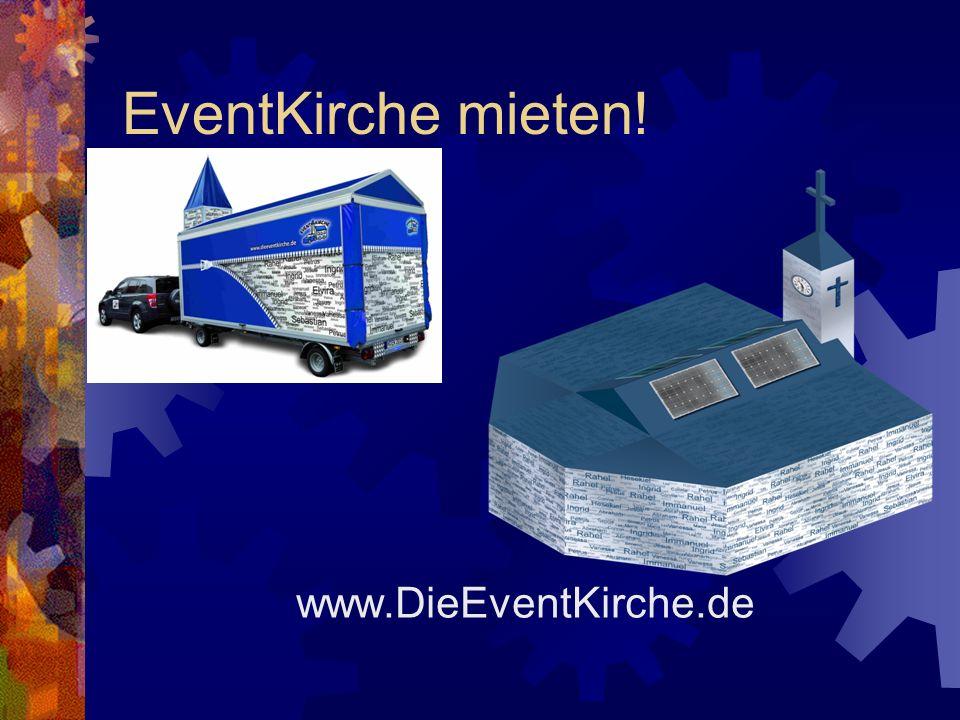 EventKirche mieten! www.DieEventKirche.de