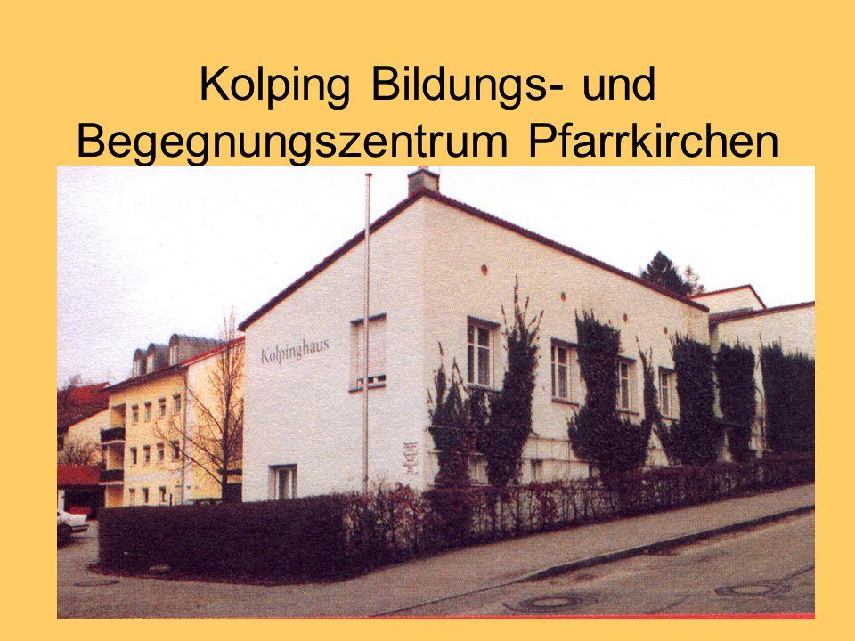 Kolping Bildungs- und Begegnungszentrum Pfarrkirchen