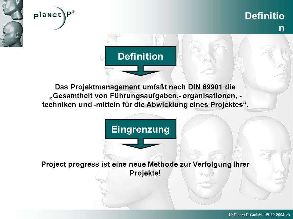 Project progress ist eine neue Methode zur Verfolgung Ihrer Projekte!