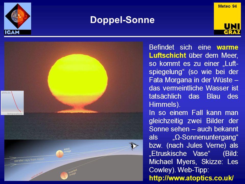 Meteo 94 Doppel-Sonne.