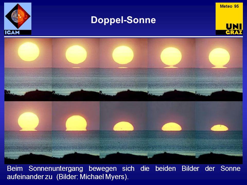 Meteo 95 Doppel-Sonne.