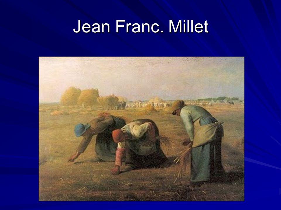 Jean Franc. Millet