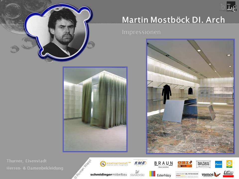 Martin Mostböck DI. Arch
