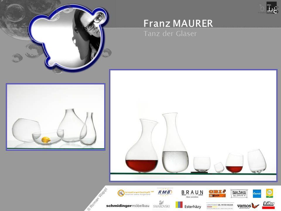 Franz MAURER Tanz der Gläser