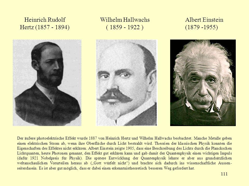Heinrich Rudolf Hertz (1857 - 1894)