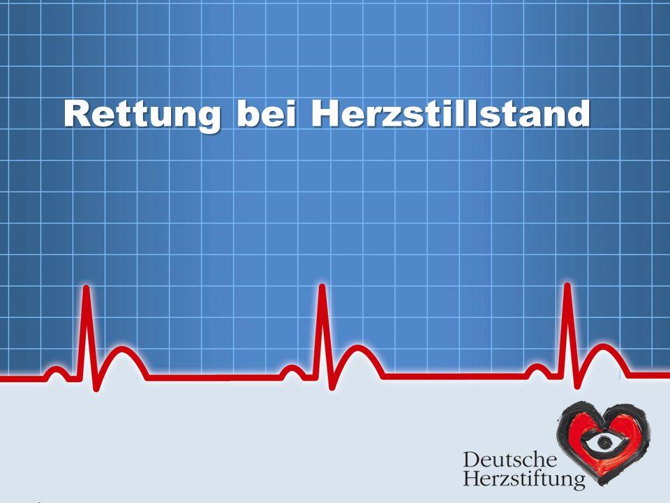 Rettung bei Herzstillstand