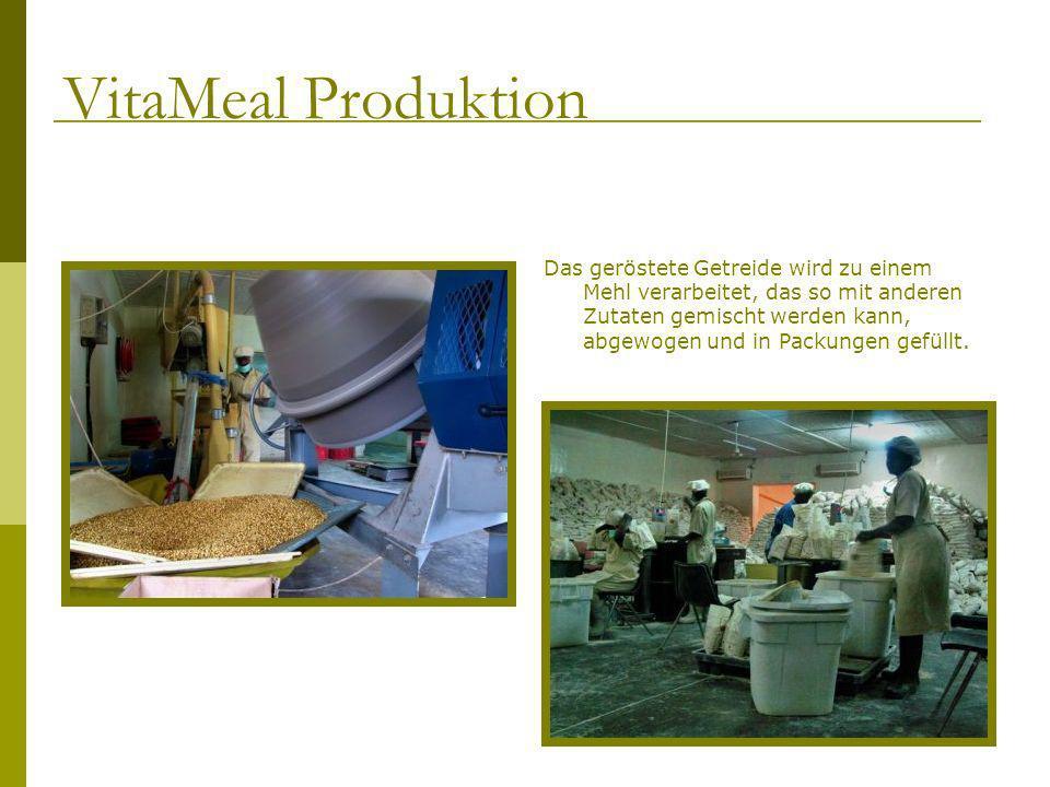VitaMeal Produktion