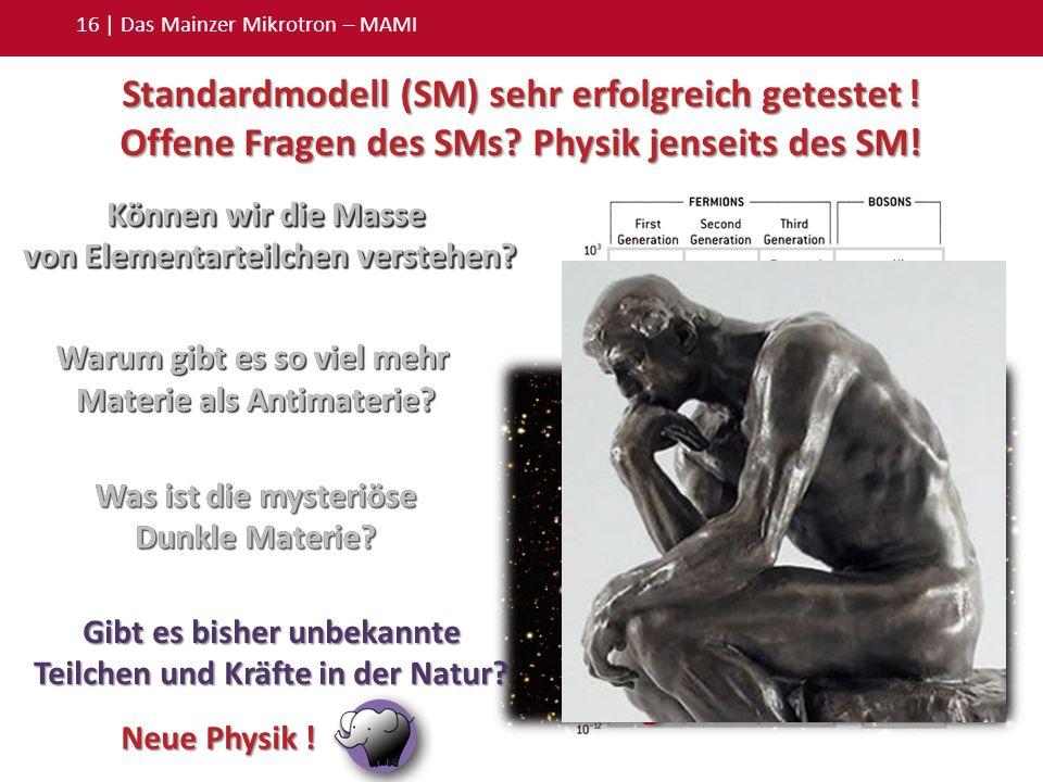 16 | Das Mainzer Mikrotron – MAMI