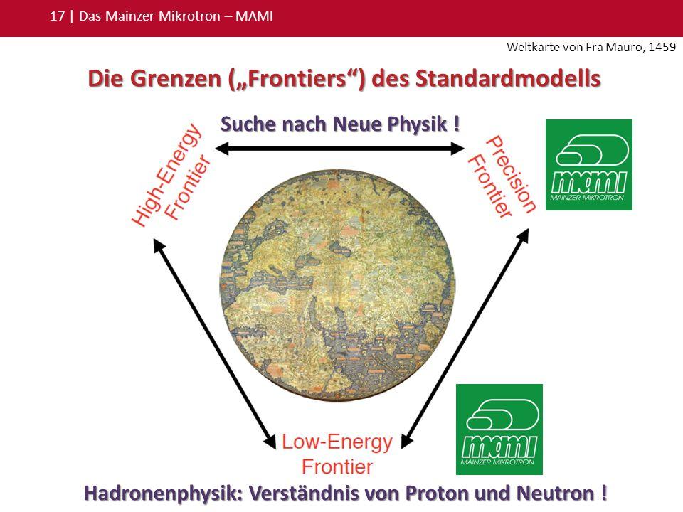 17 | Das Mainzer Mikrotron – MAMI