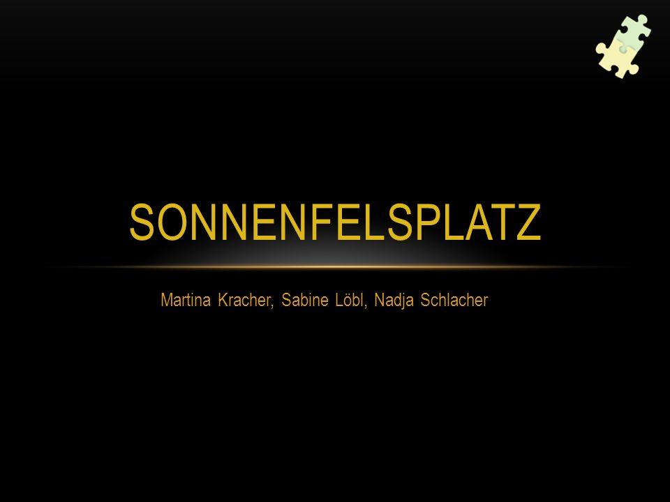 Martina Kracher, Sabine Löbl, Nadja Schlacher