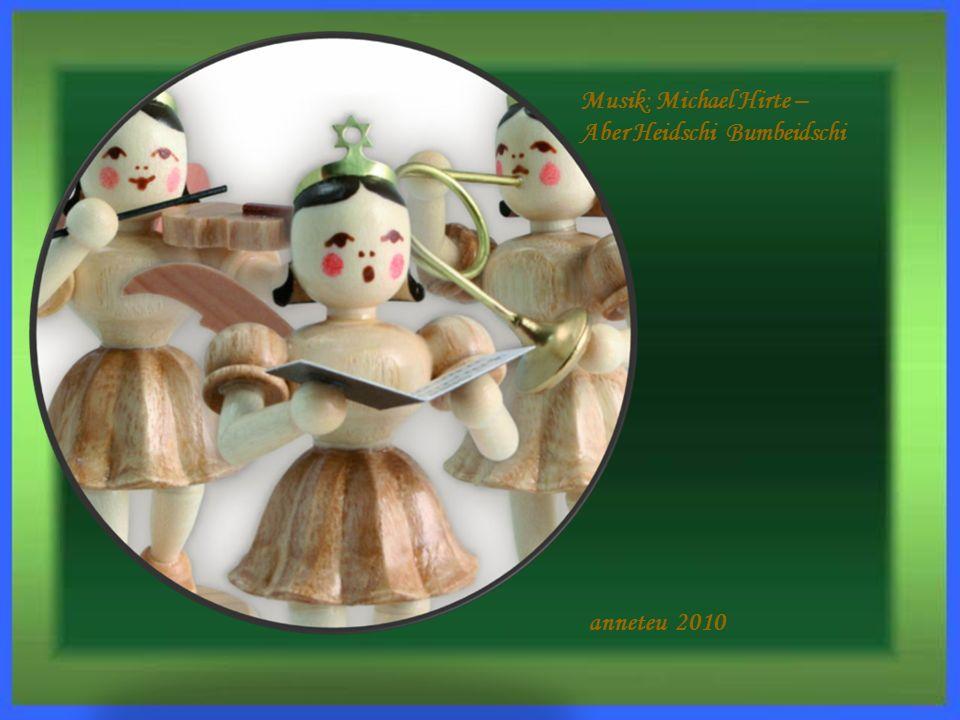 Musik: Michael Hirte – Aber Heidschi Bumbeidschi anneteu 2010