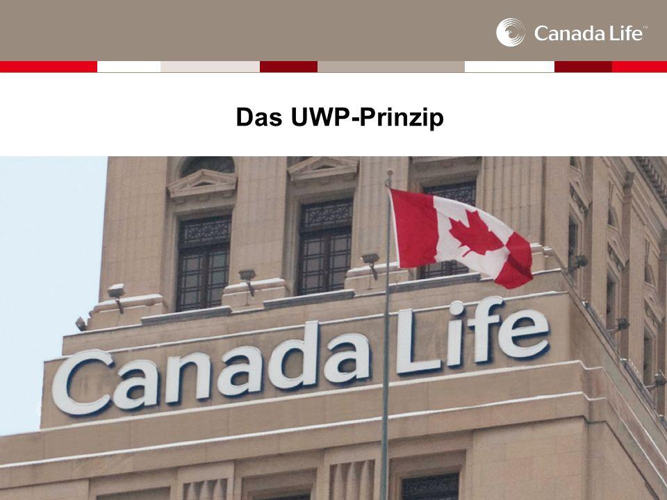 Das UWP-Prinzip