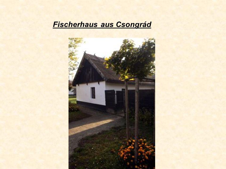 Fischerhaus aus Csongrád