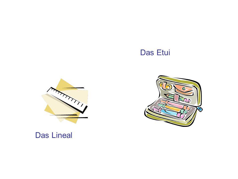 Das Etui Das Lineal