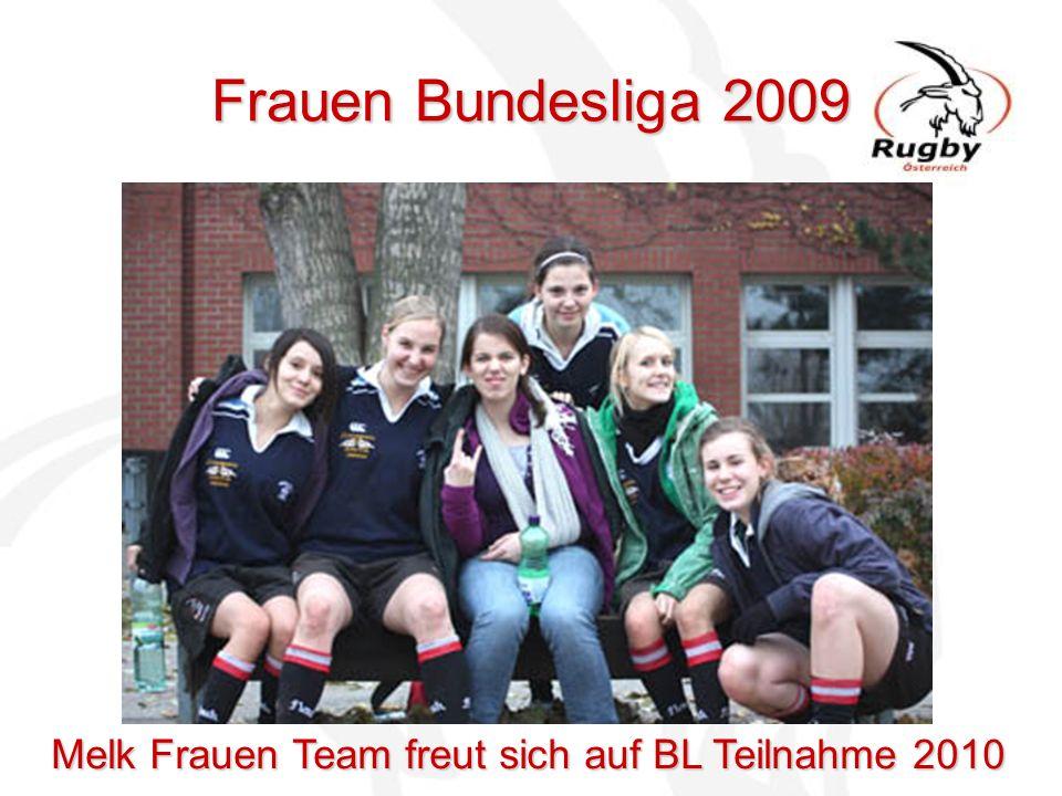 Melk Frauen Team freut sich auf BL Teilnahme 2010