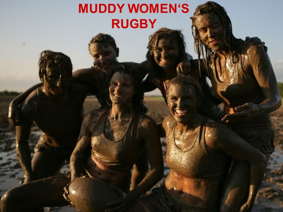 MUDDY WOMEN'S RUGBY