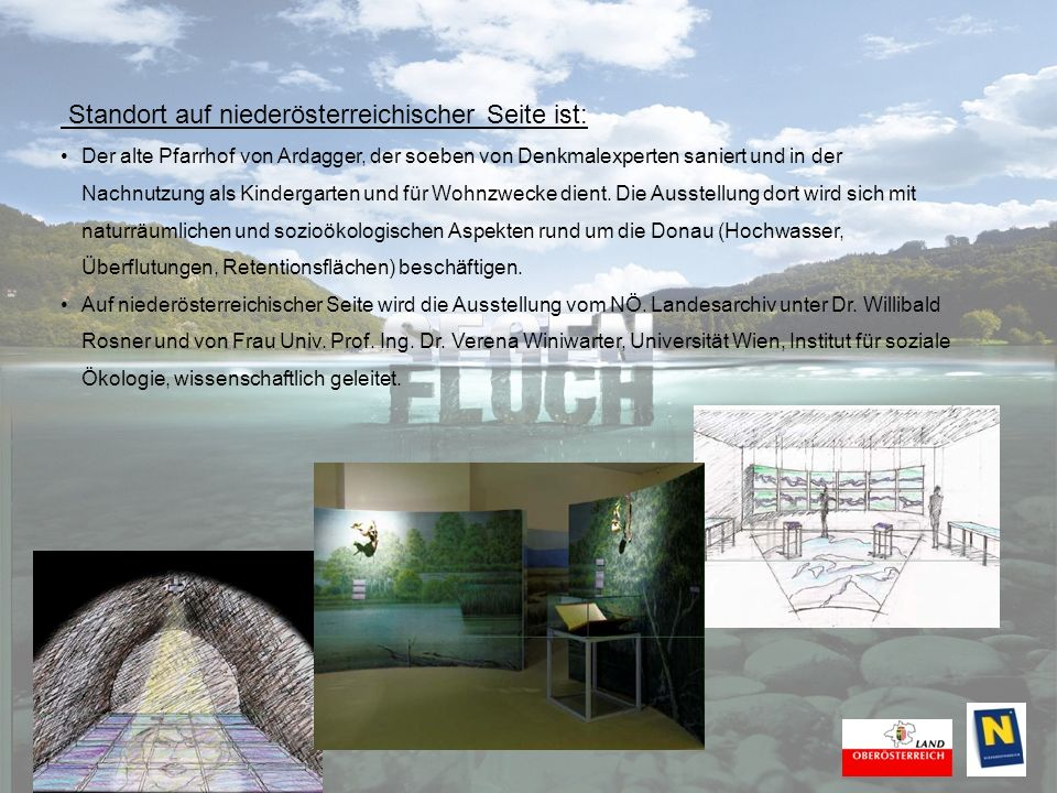 Standort auf niederösterreichischer Seite ist:
