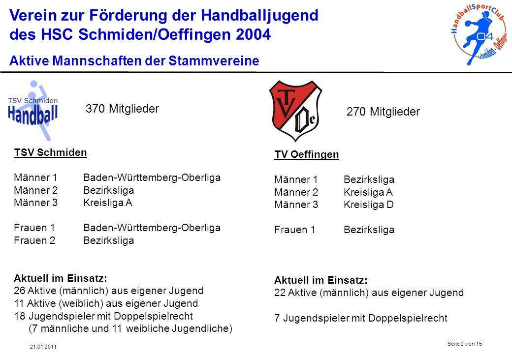 Verein zur Förderung der Handballjugend