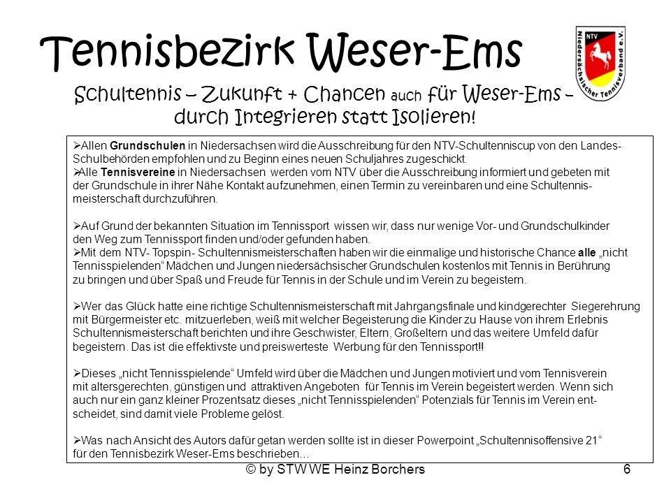 Tennisbezirk Weser-Ems