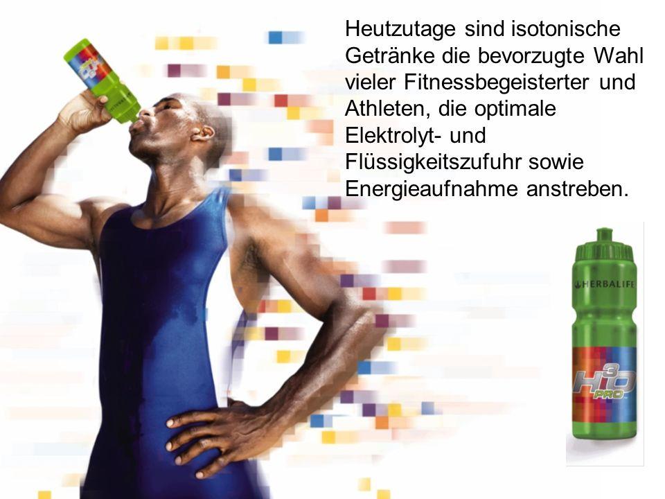 Heutzutage sind isotonische Getränke die bevorzugte Wahl vieler Fitnessbegeisterter und Athleten, die optimale Elektrolyt- und Flüssigkeitszufuhr sowie Energieaufnahme anstreben.