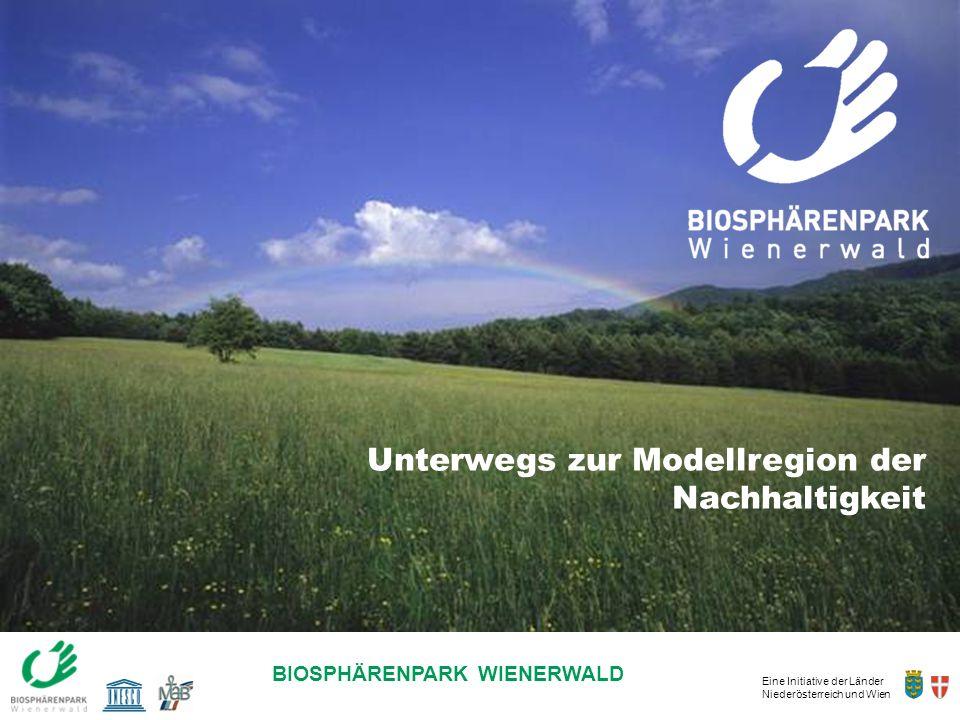 Unterwegs zur Modellregion der Nachhaltigkeit