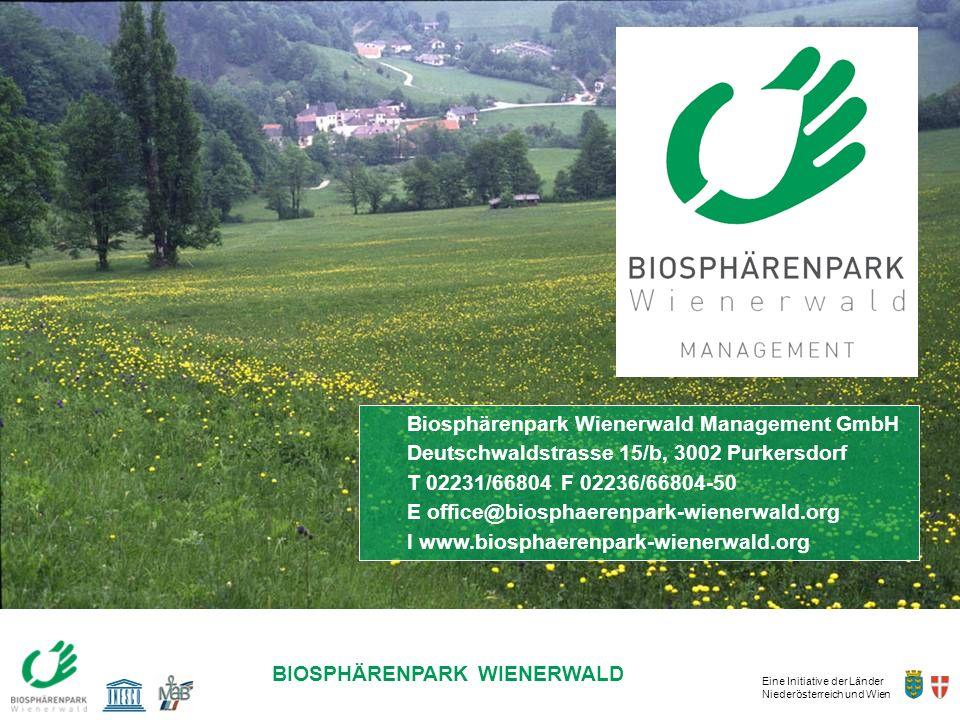 Biosphärenpark Wienerwald Management GmbH