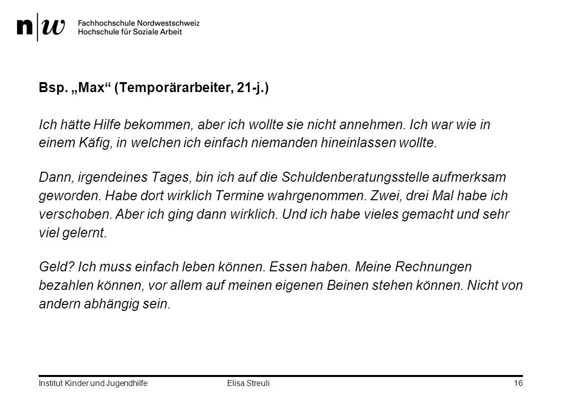 "Bsp. ""Max (Temporärarbeiter, 21-j.)"